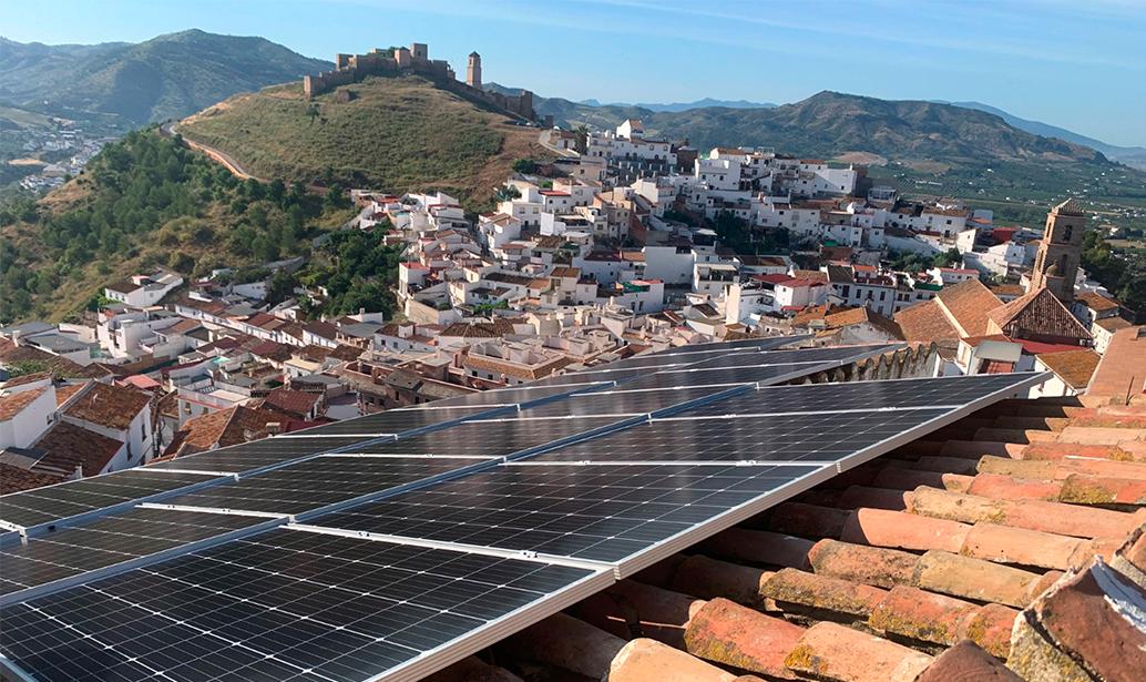 Las placas solares en Málaga a mejor precio
