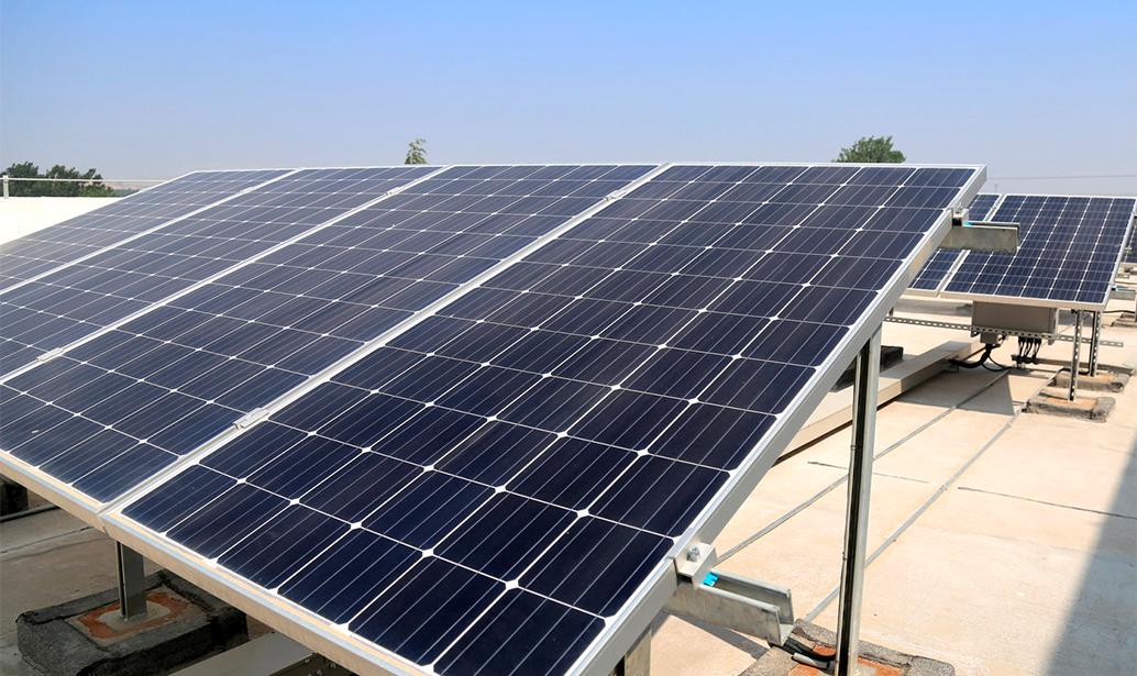 Las mejores placas solares en el mercado. Sector comercial
