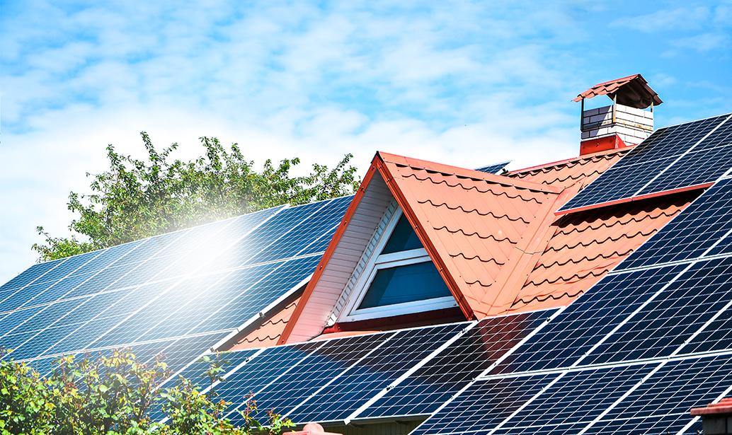 Las mejores placas solares en el mercado. Sector doméstico