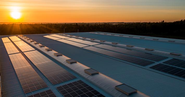 La energía solar y su producción a nivel mundial